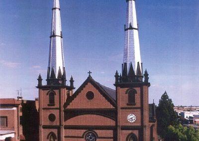 St. John's Cathedral Fresno