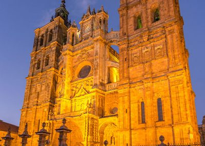 Astorga Cathedral Leon