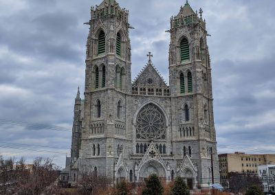 Cathedral Basilica of the Sacred Heart Newark New Jersey USA