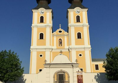 Shrine of Our Lady of Mariapocs Hungary