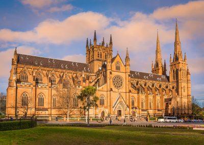 St Marys Cathedral Sydney Australia