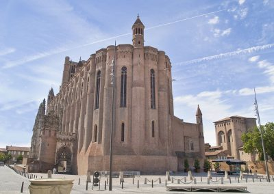 Albi Cathedral France